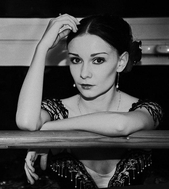 Russian ballet dancer Ekaterina Pokrovskaya