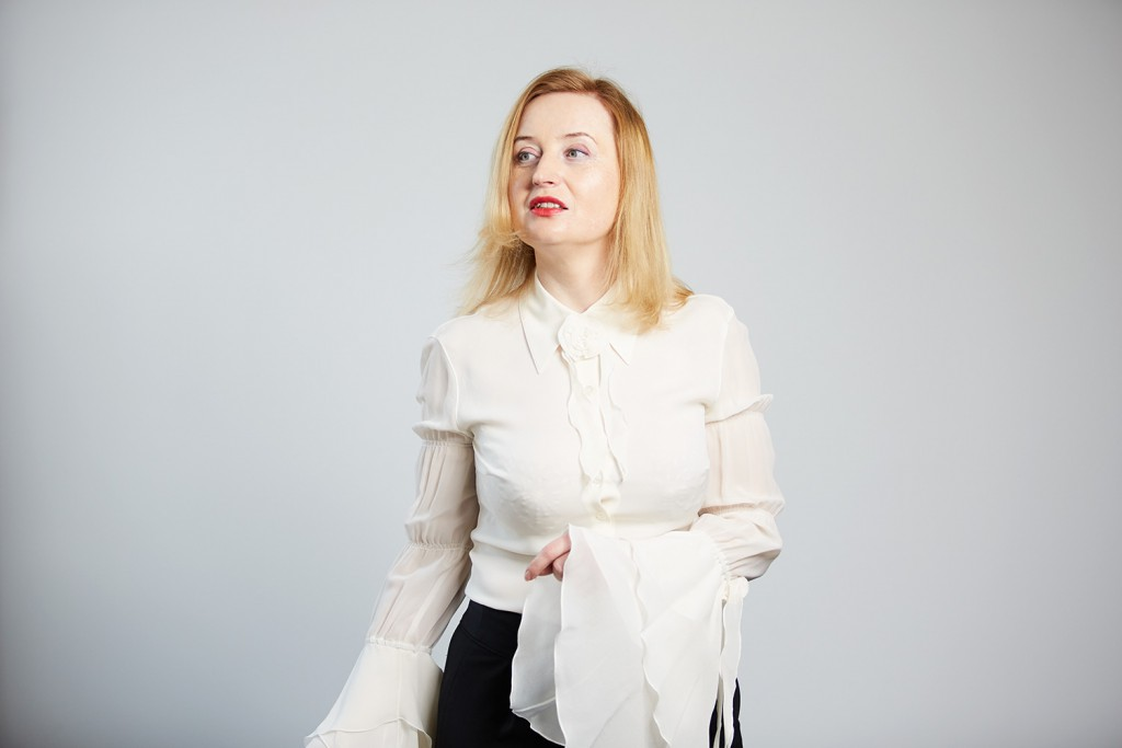 raff white blouse